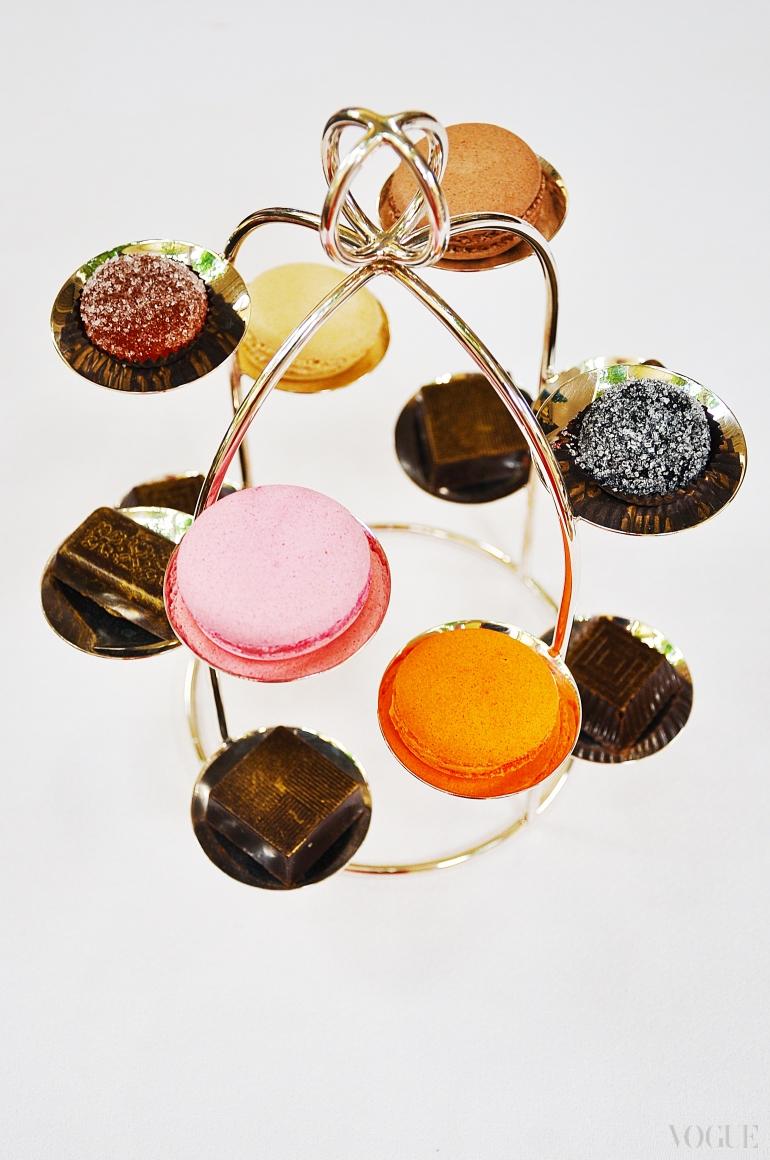 Макарунсы, мармелад, шоколадные конфеты – все производство кондитерской Sauvage
