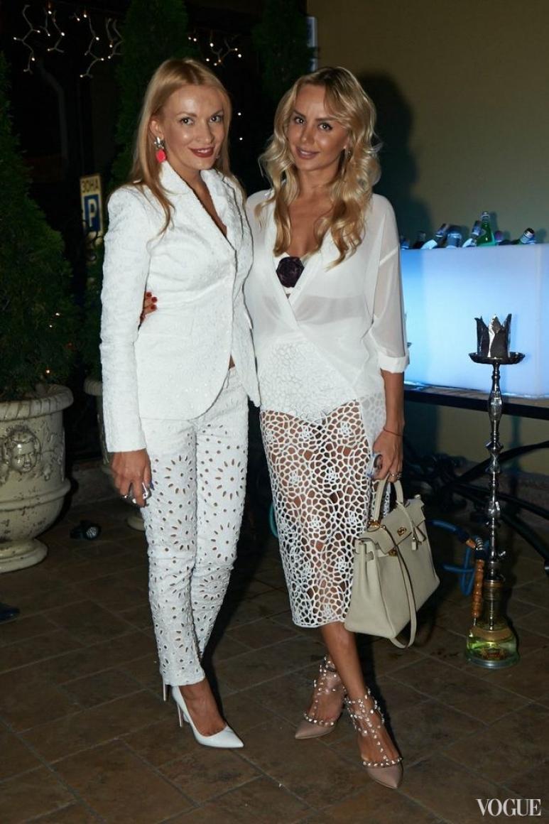 Полина Неня и Ирина Champion