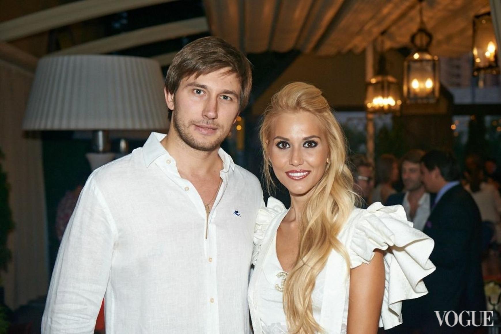 Владимир и Елизавета Ядловские
