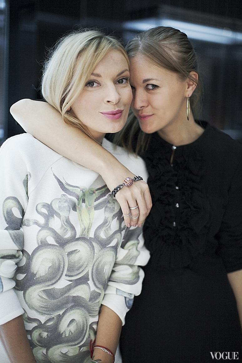 Полина Неня и Маруся Коваль