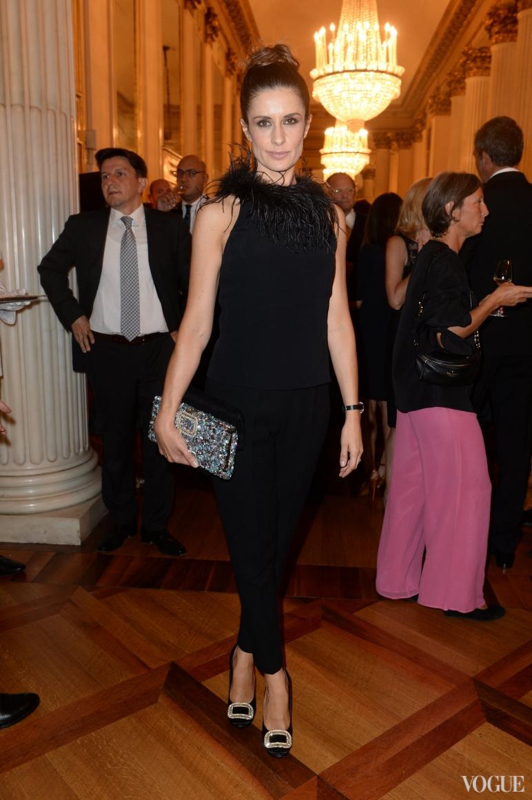 Ливия Ферт (супруга актера Колина Ферта)