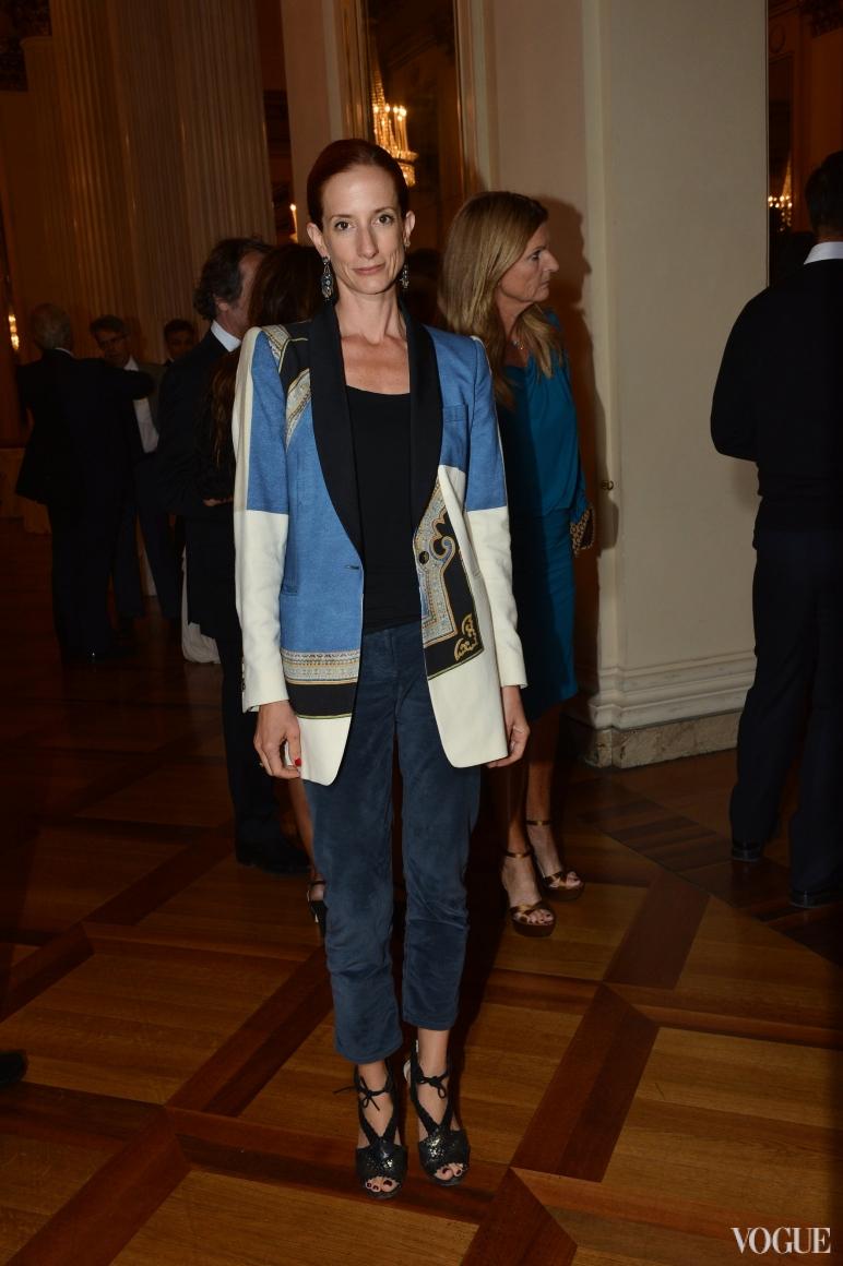 Ванесса Фридман, редактор моды Financial Times