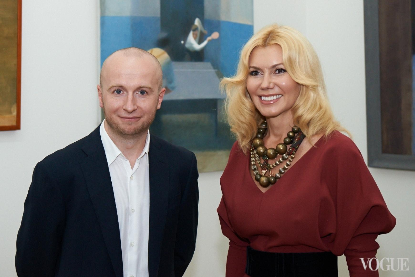 Евгений Березницкий и Наталья Заболотная