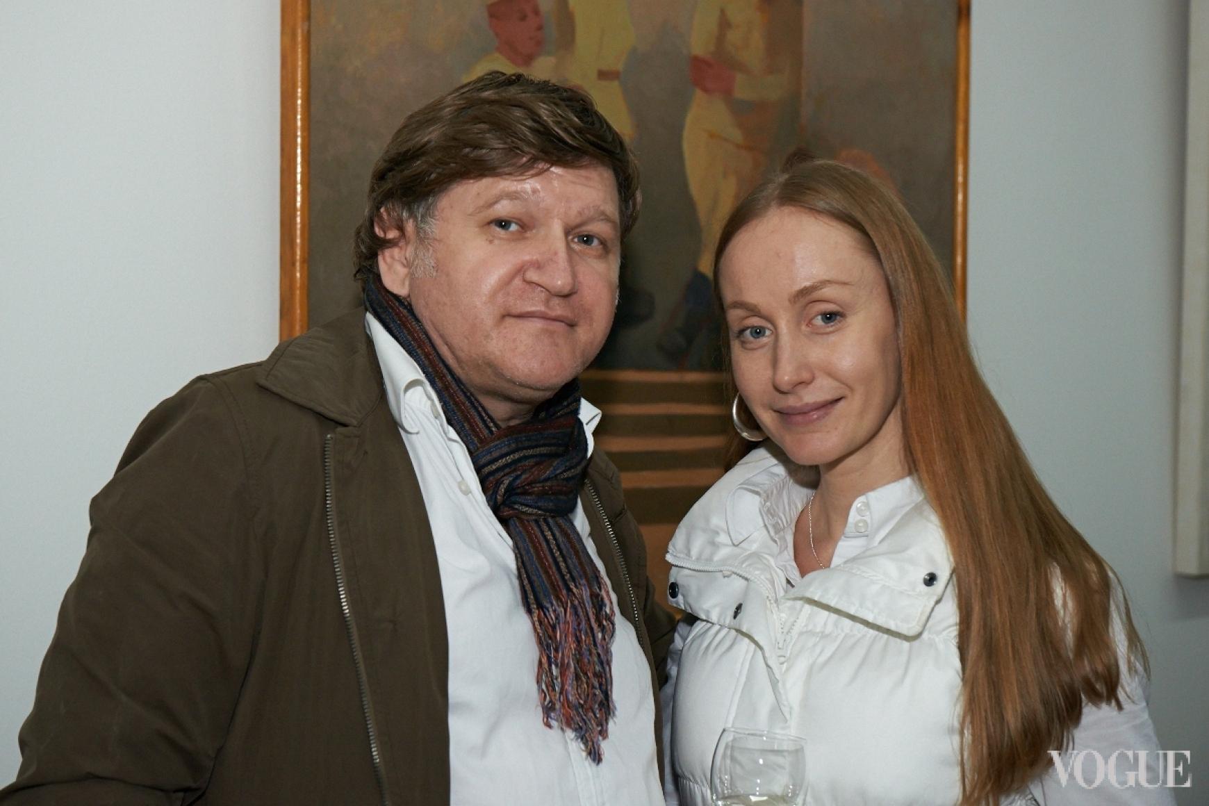 Евгений и Жанна Карась