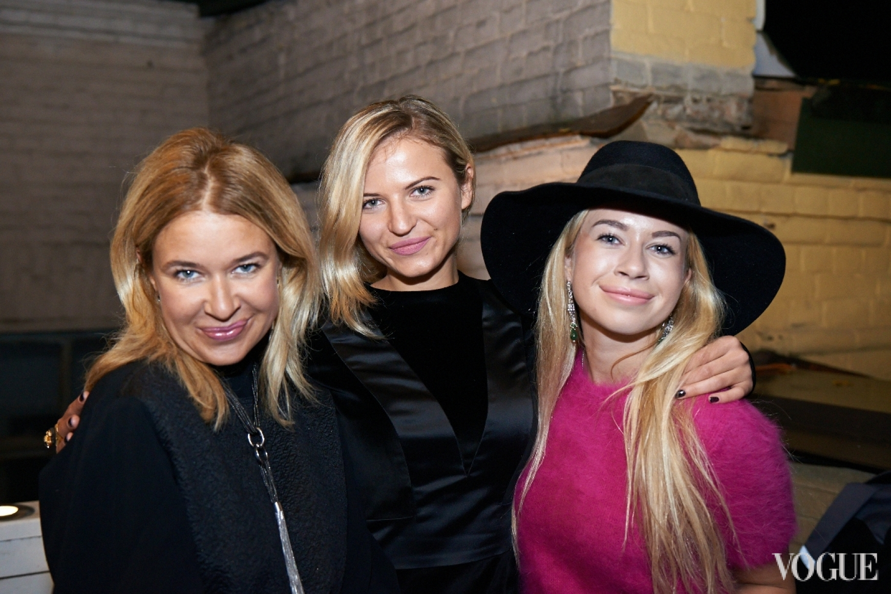 Ирина Дацко, Мария Гаркушина, Александра Бондик