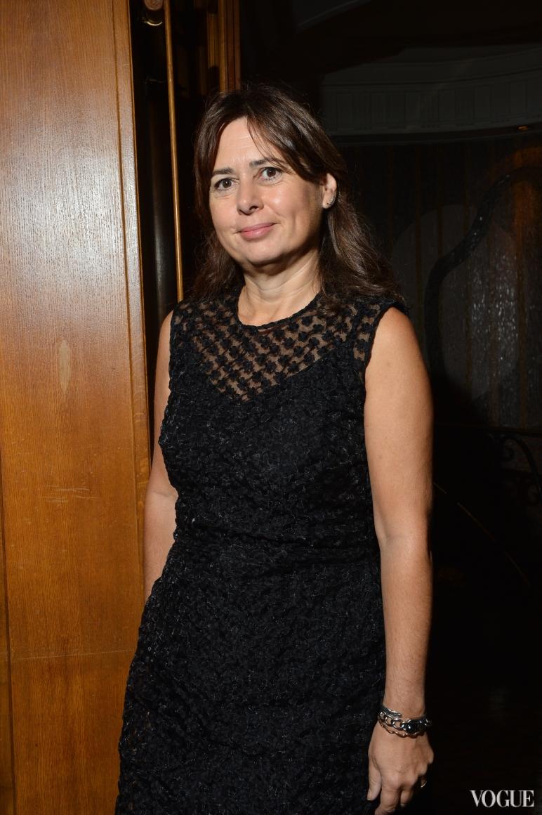 Александра Шульман (Vogue Великобритания)