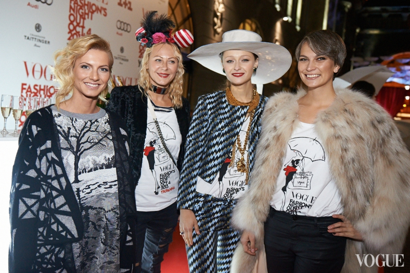 Елизавета Юрушева, Ольга Аленова, Дарья Шаповалова, Маша Цуканова