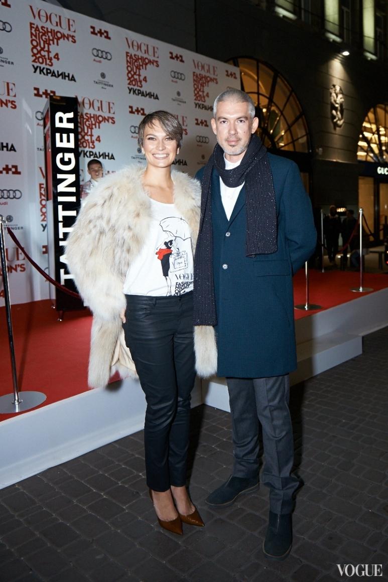 Маша Цуканова и Филипп Власов