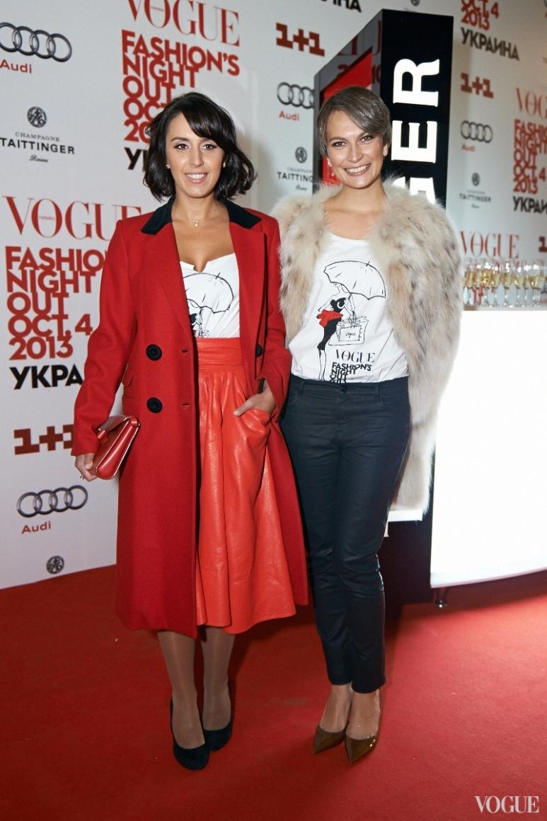 Джамала и Маша Цуканова