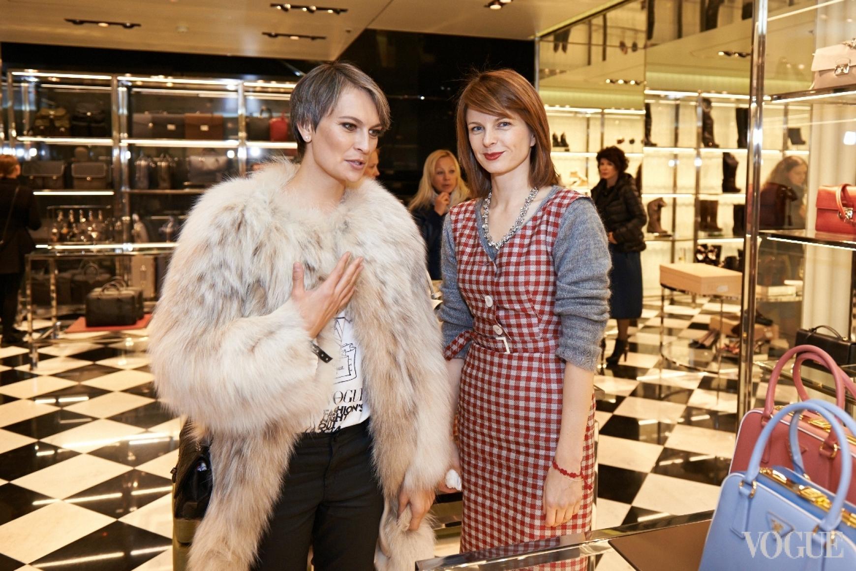 Маша Цуканова и Катя Кулик
