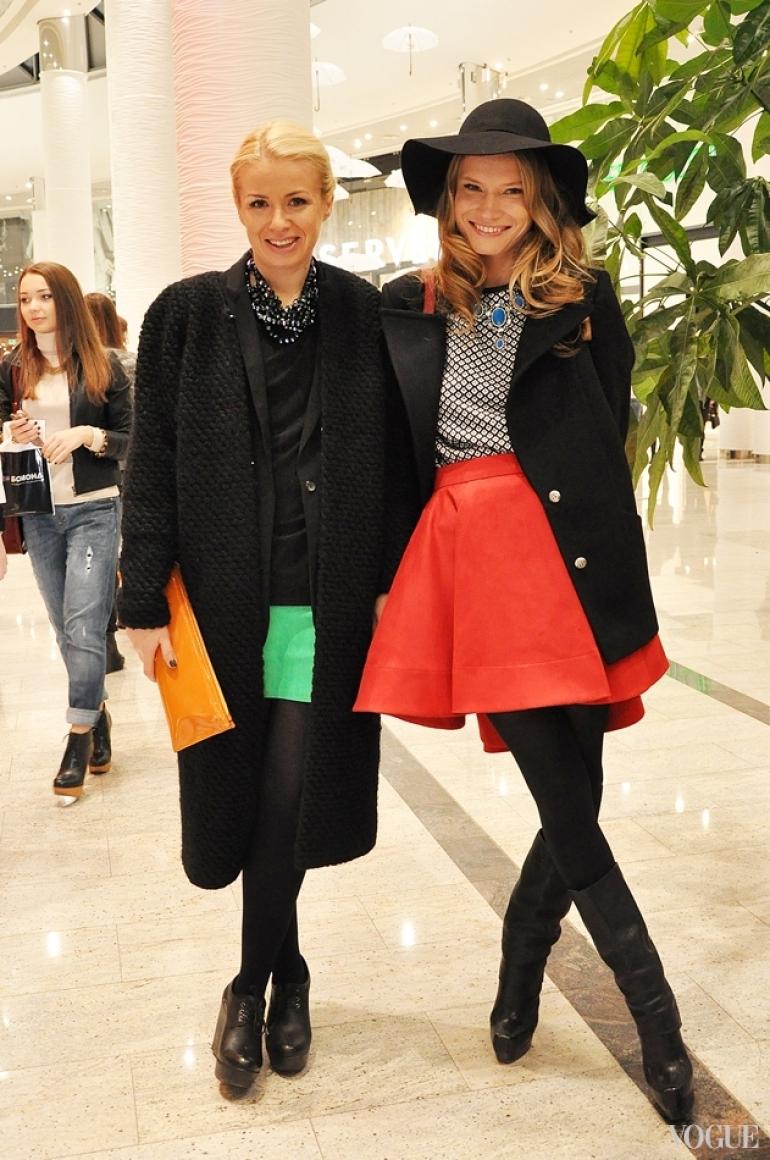 Елена Бурба и Татьяна Богдан