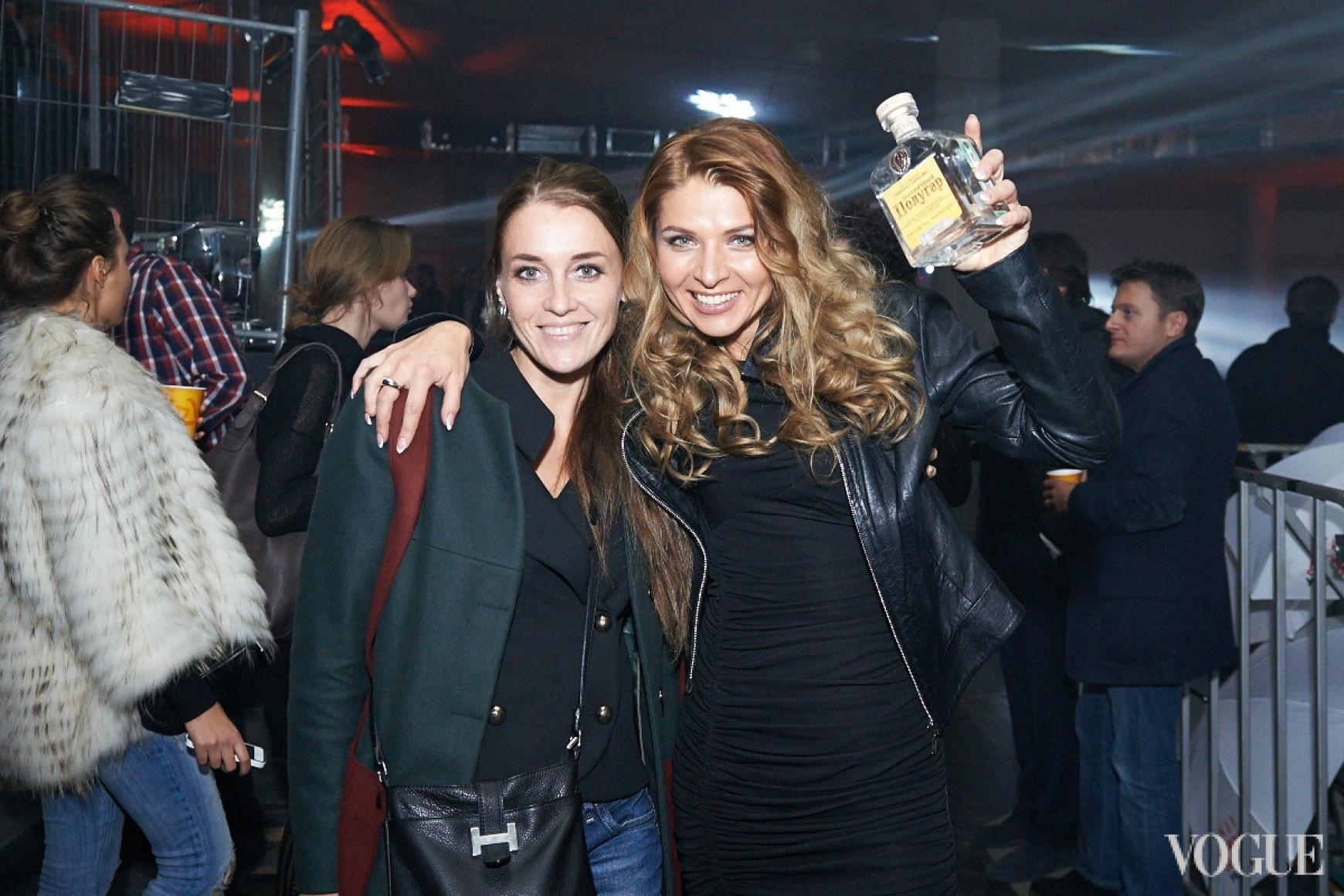Ирина Борисюк (справа)