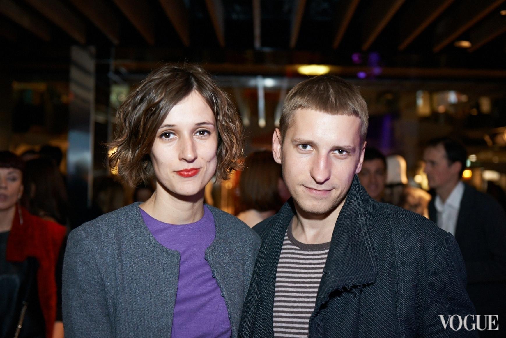 Лилия и Денис Малявкины