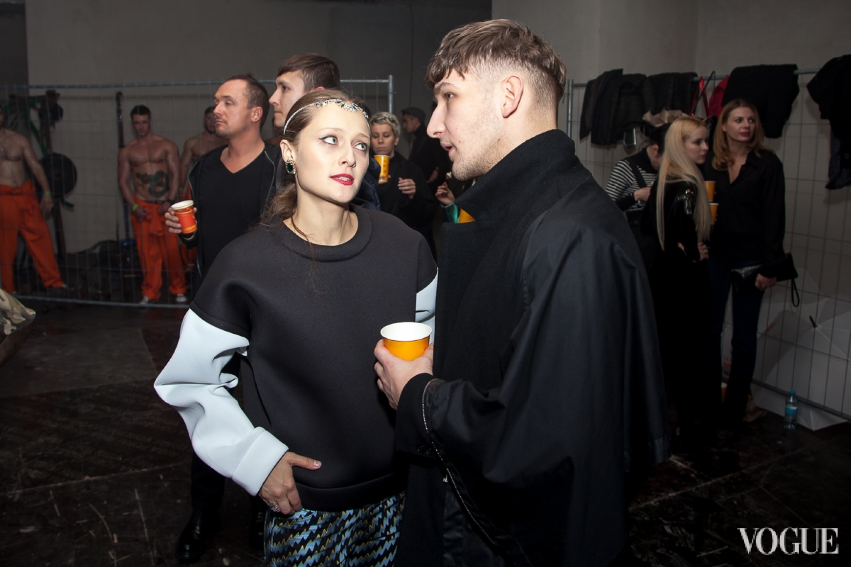 Даша Шаповалова и Костя Омеля