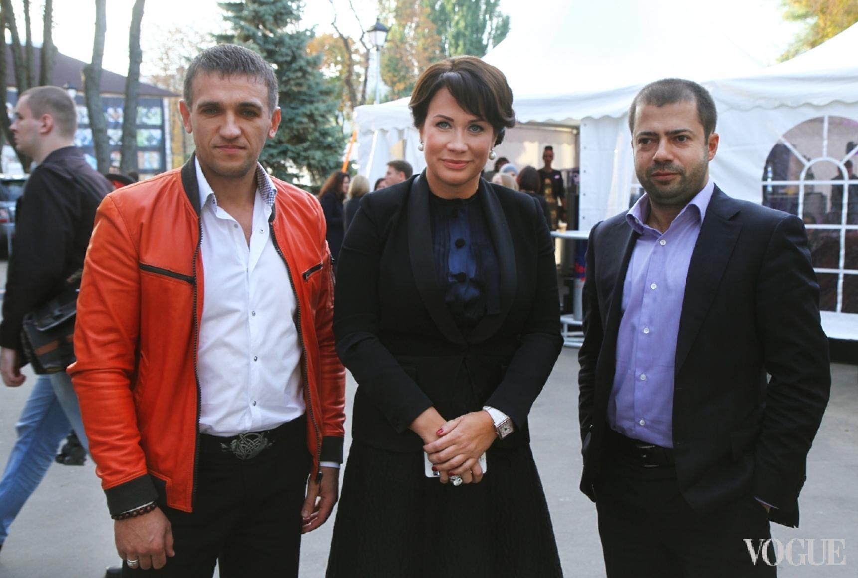 Игорь Абрамович, Влада Фирташ, Александр Черницкий