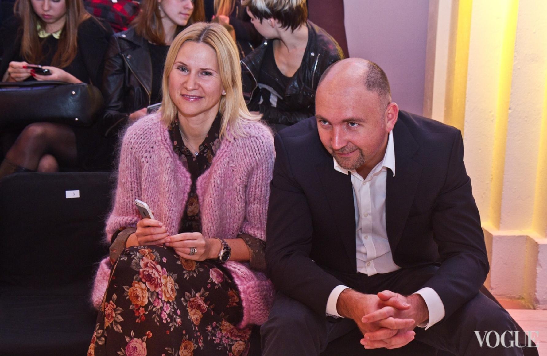 Александр Богуцкий и Алена Кондратюк