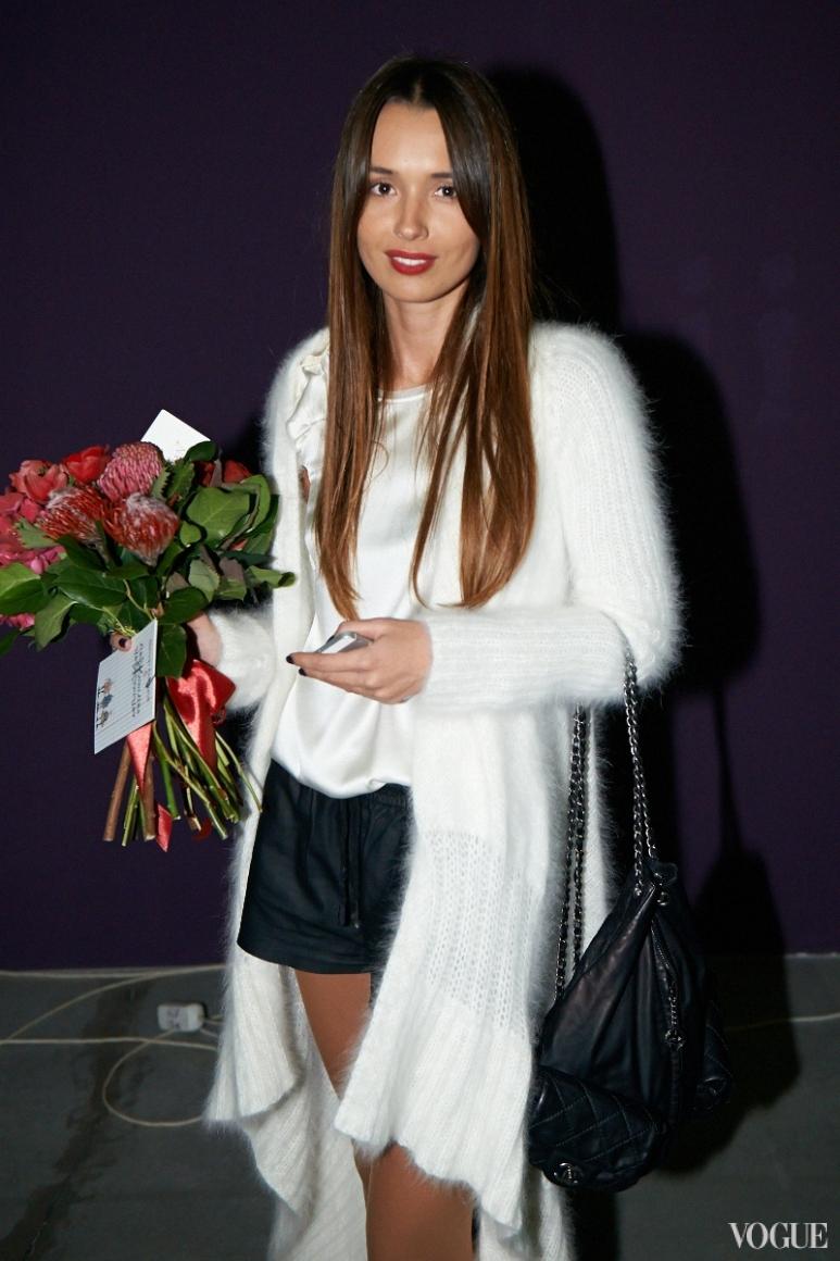 Лиза Ющенко