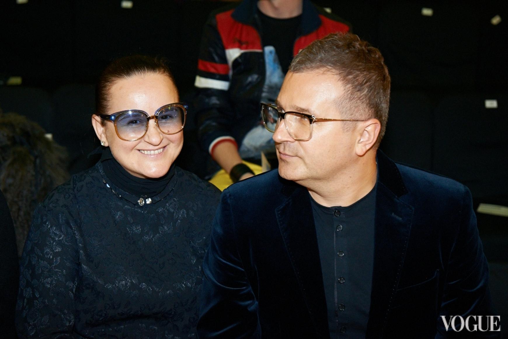 Людмила и Юрий Горбуновы