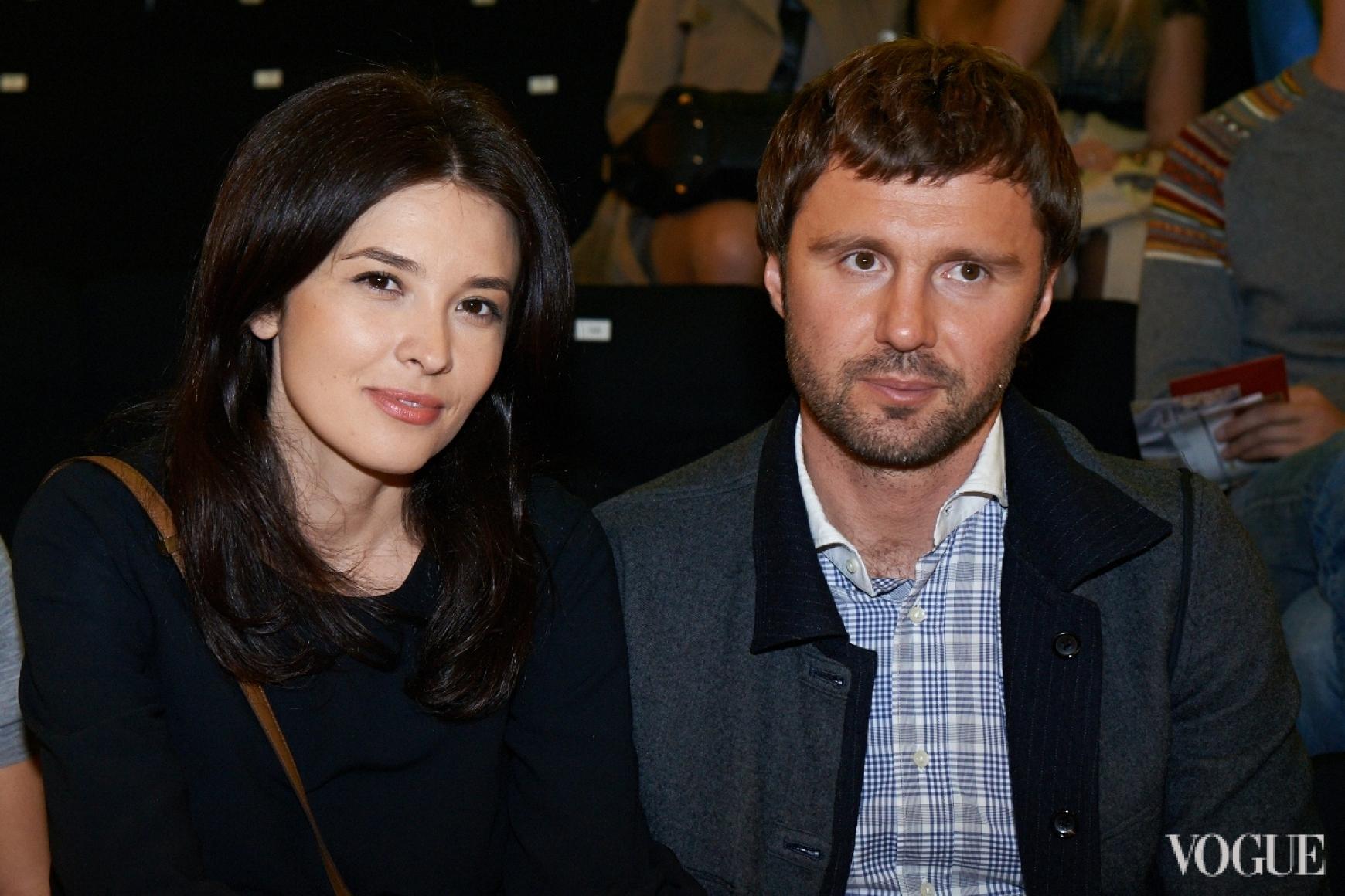 Елена и Виталий Ревы