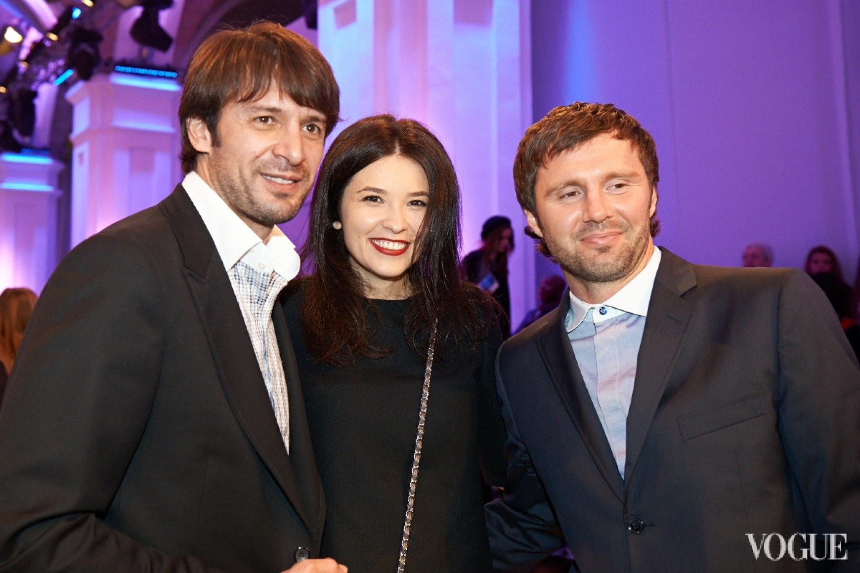 Александр Шовковский, Елена и Виталий Ревы