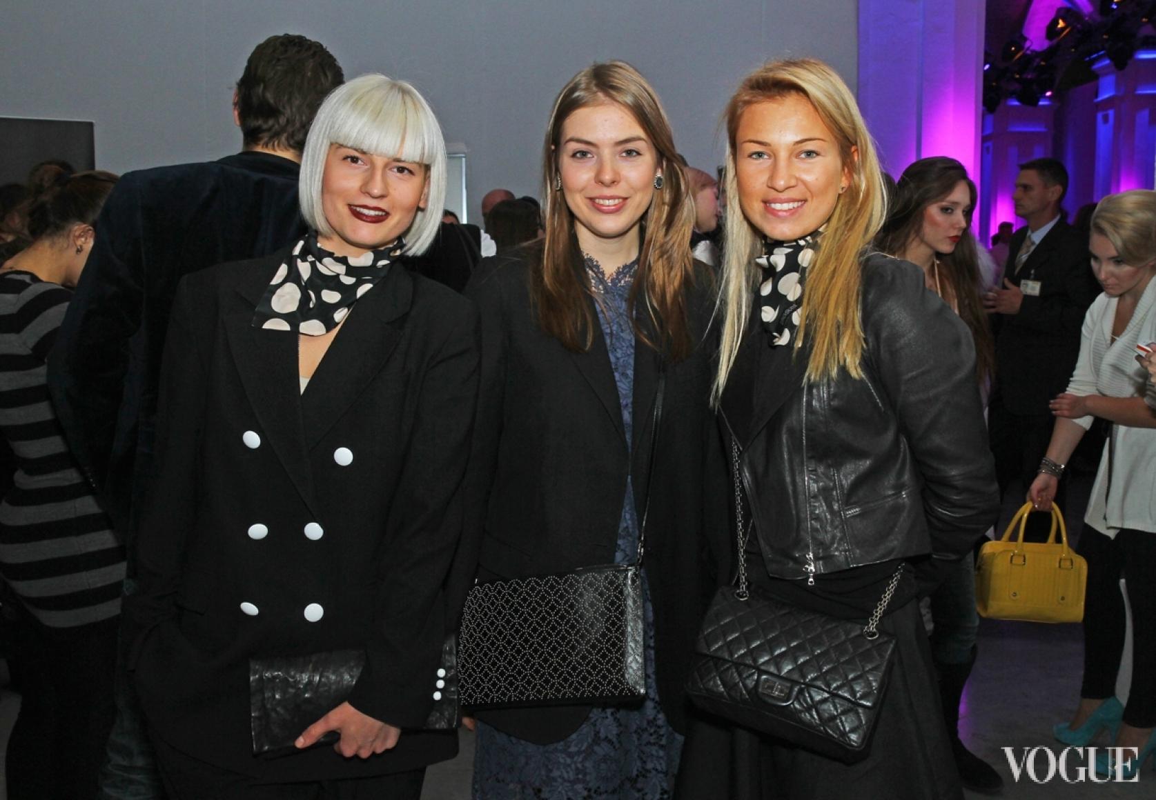 Катро Заубер (слева) и Яна Бучко (справа)