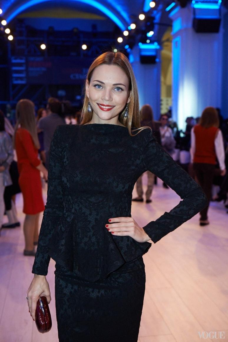 Олеся Парцхаладзе