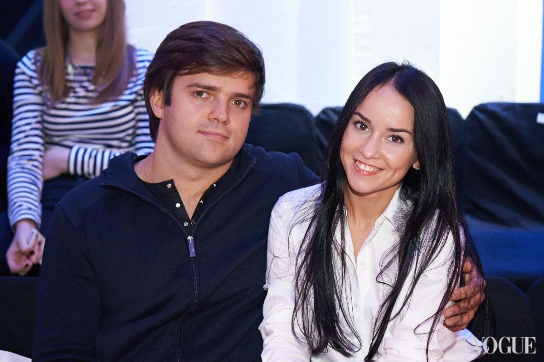 Андрей Щербань и Юлия Буяновская