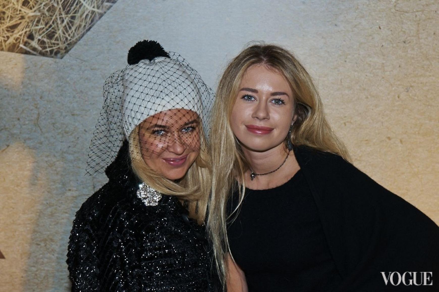 Ирина Дацко и Александра Бондик