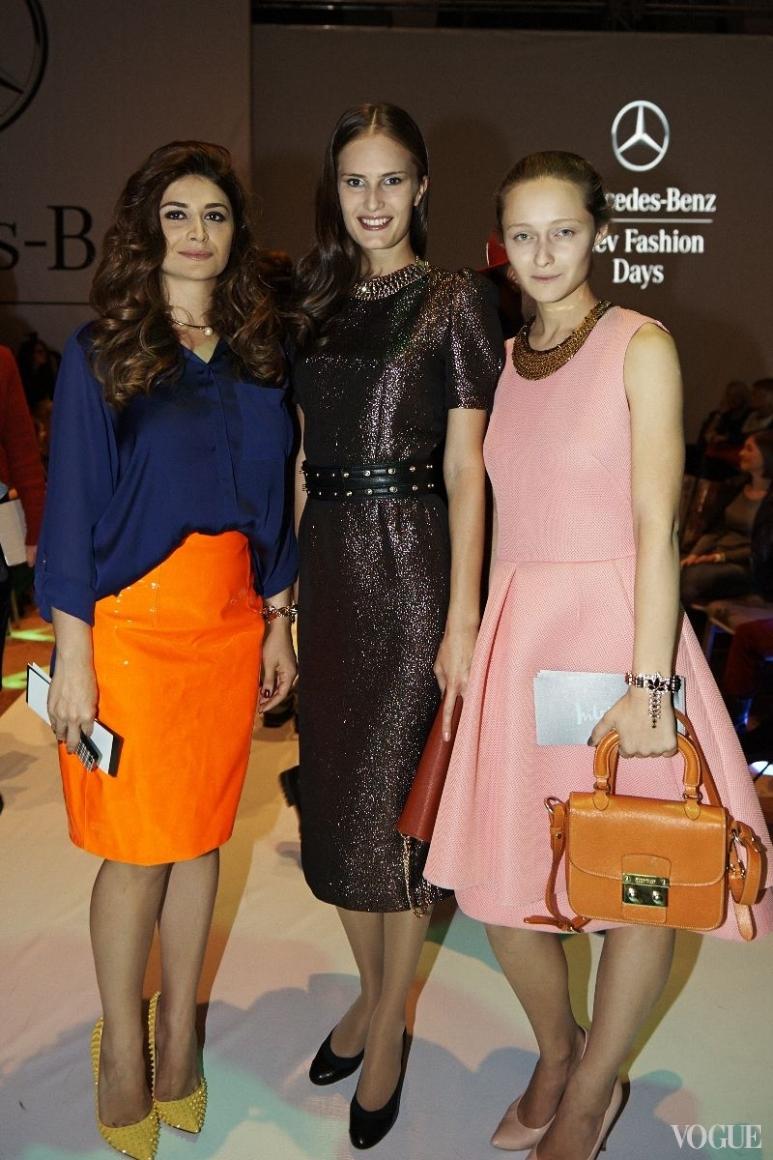 Mercedes-Benz Kiev Fashion Days и Ukrainian Fashion Week FW 2019-2020, или галопом по Киеву новые фото