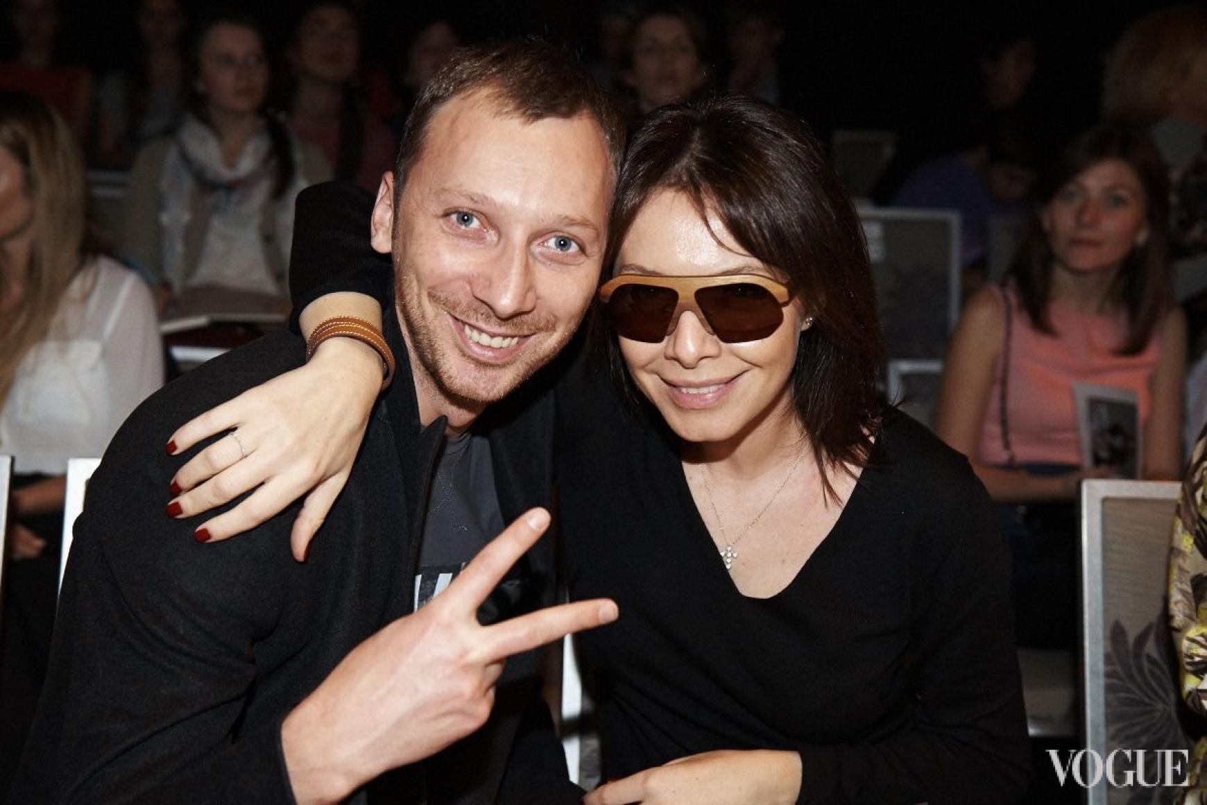 Алексей Вербило и Тамила Немченко