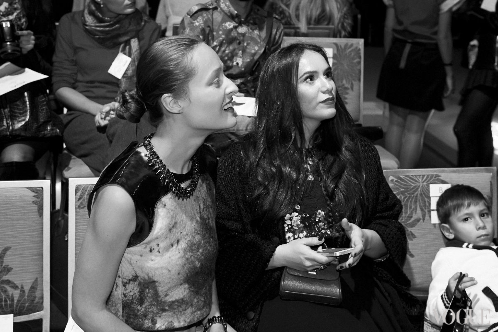 Дарья Шаповалова и Катрин Вербер