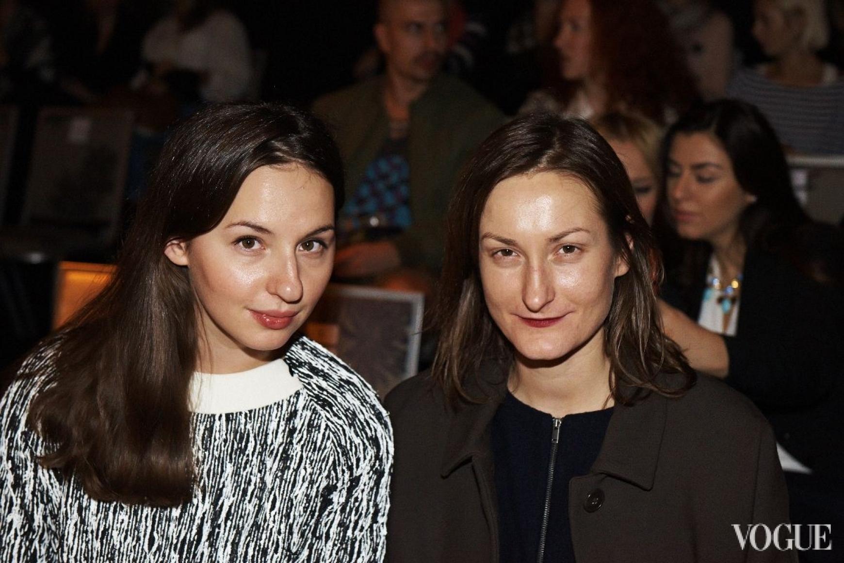 Виолетта Федорова и Татьяна Соловей