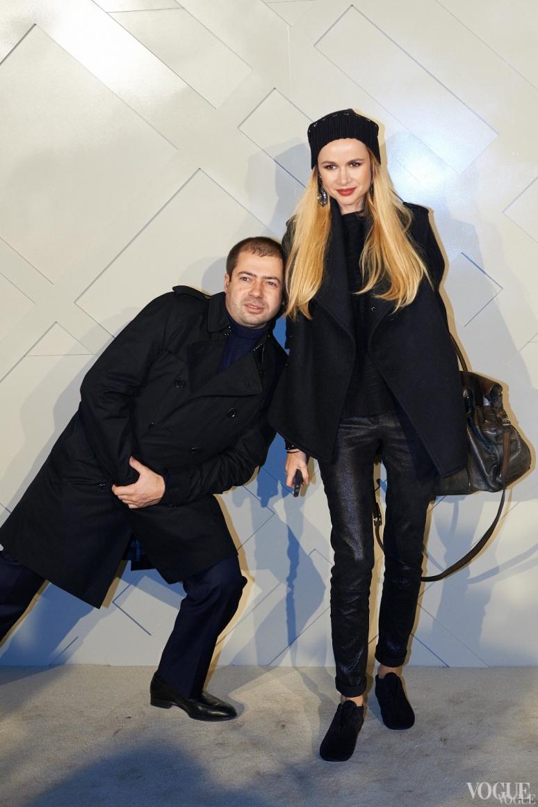 Александр Чернецкий и Татьяна Рамус