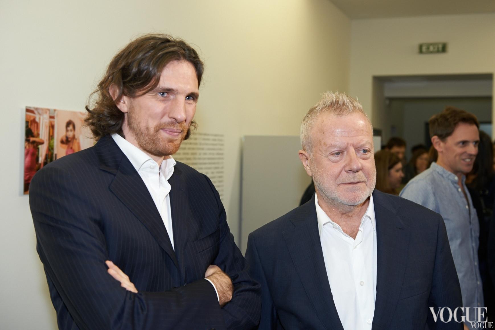 Бйорн Гельдхоф и Экхард Шнайдер