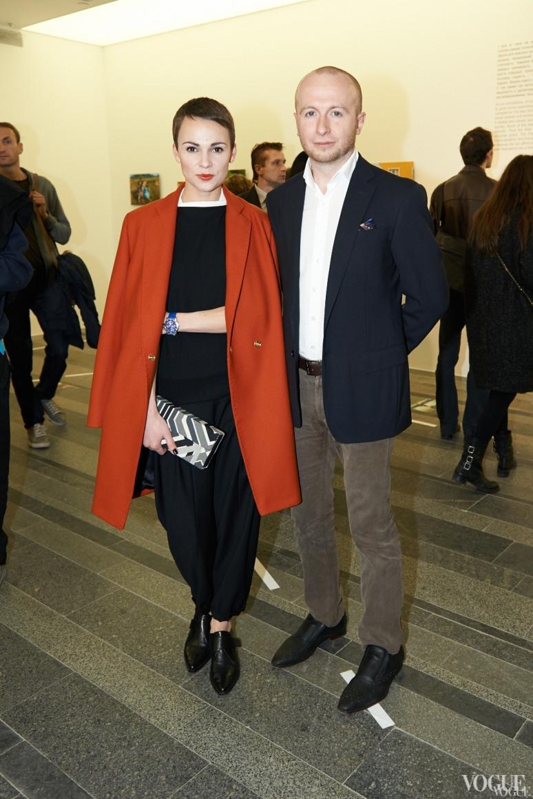 Екатерина и Евгений Березницкие