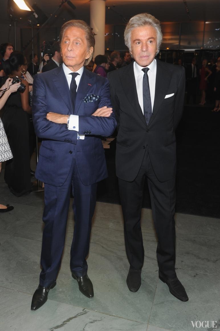 Валентино Гаравани и Джанкарло Джамметти
