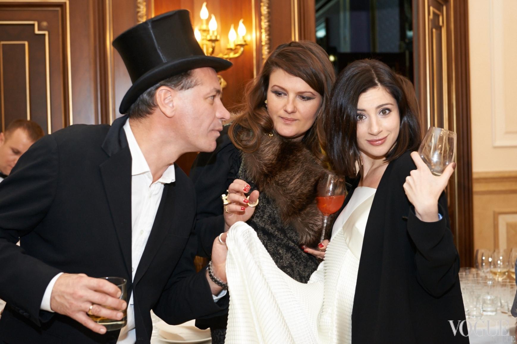 Илья Чичкан, Маша Шубина и Светлана Бевза