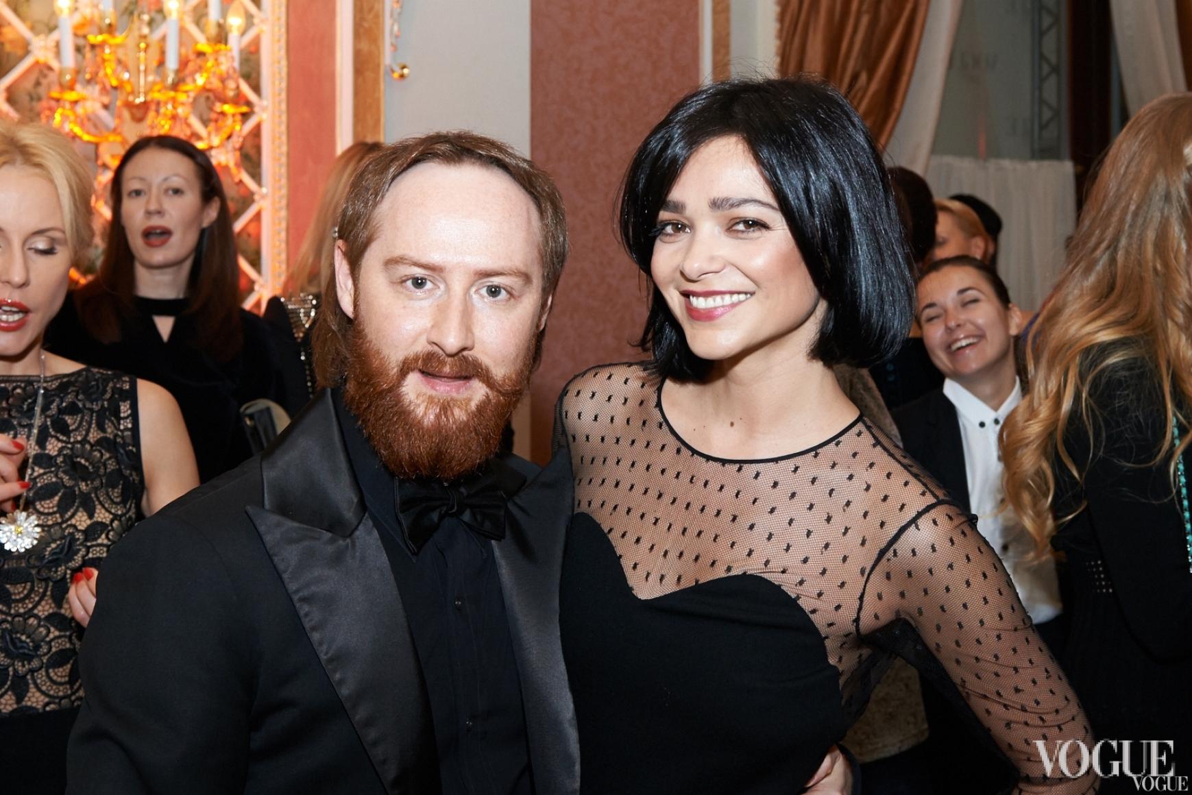 Алексей Андерсон и Вики Лысенко