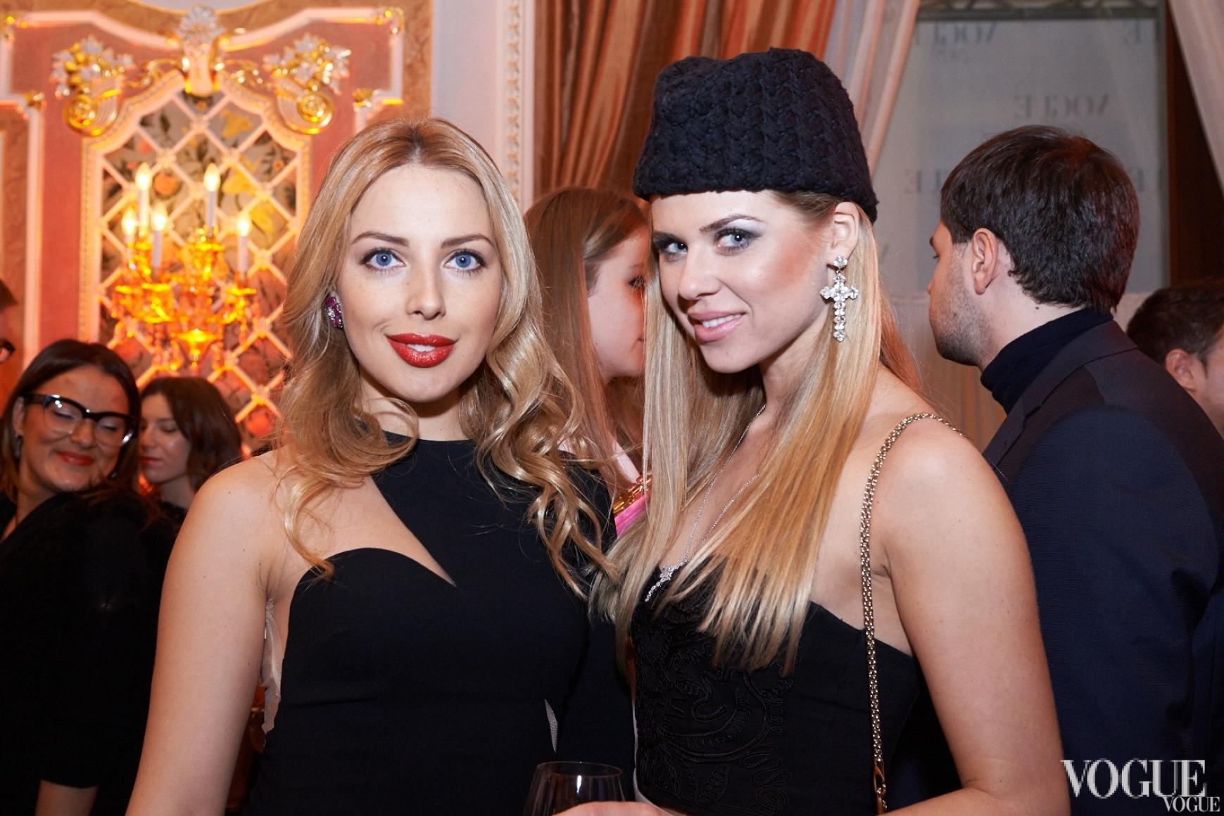 Дарья Диденко и Анастасия Сличная