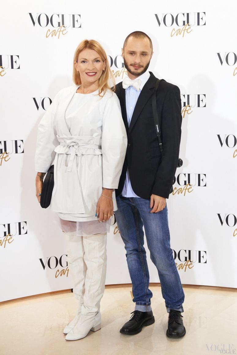 Полина Неня и Сергей Молодцов