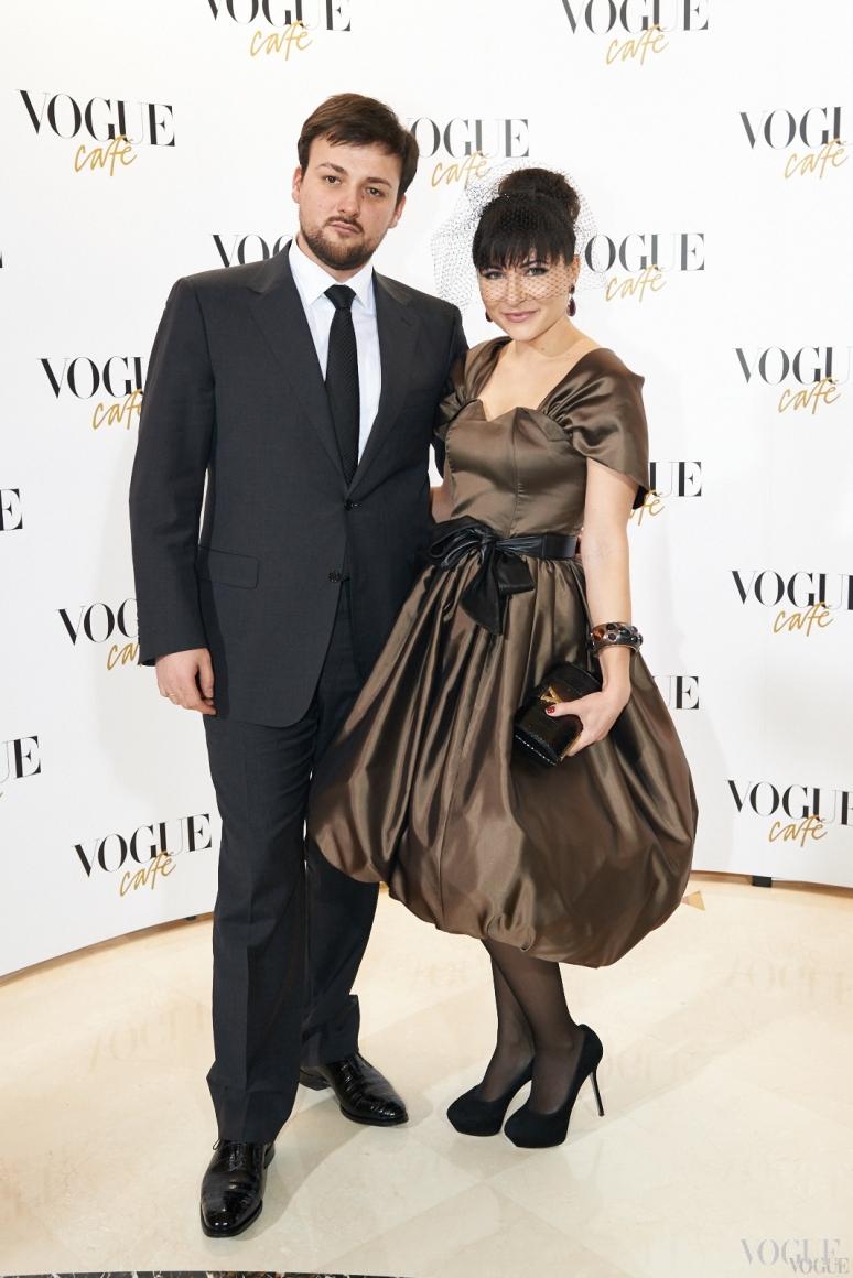 Анастасия и Александр Жолинские