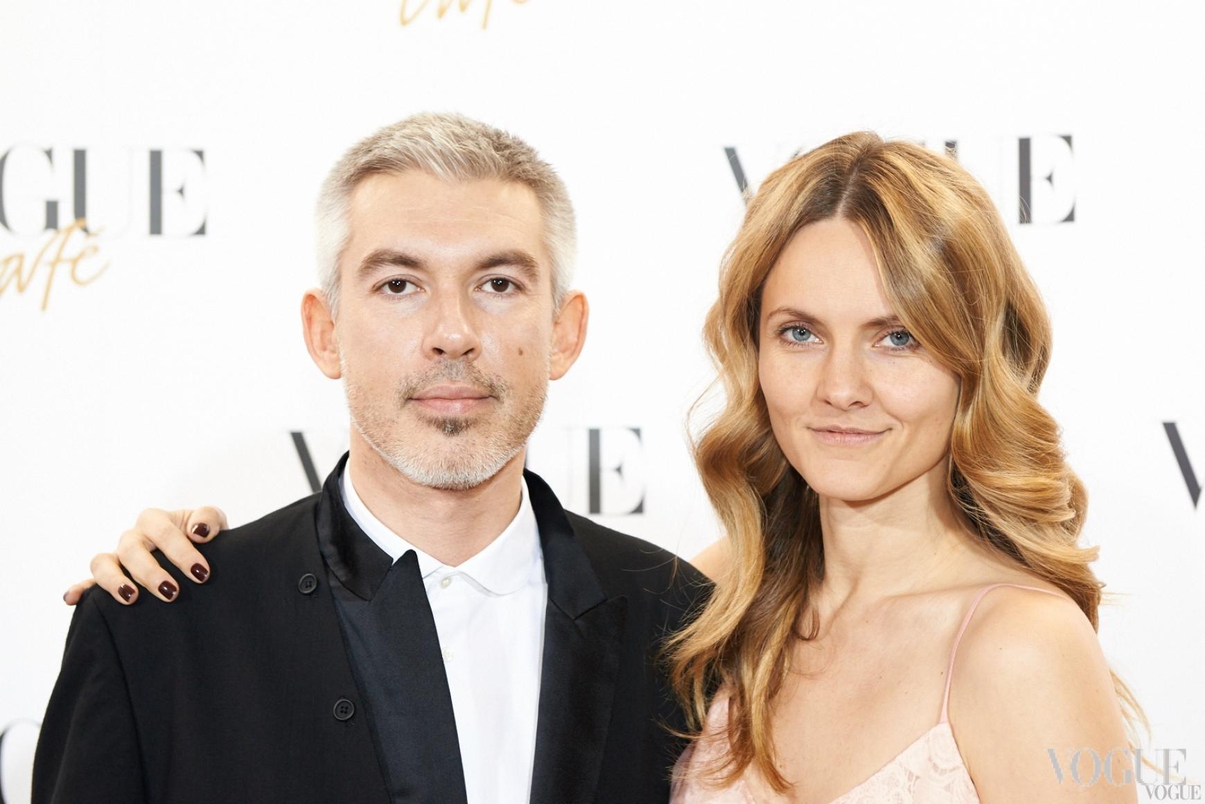 Филипп Власов и Катя Мухина