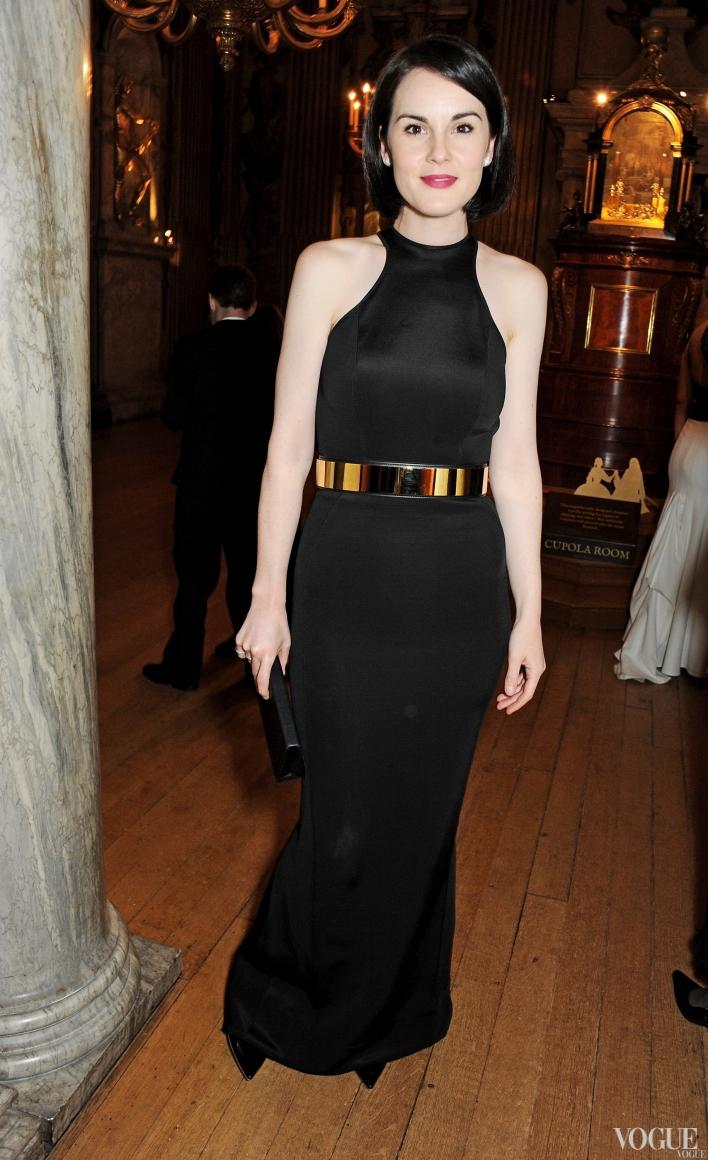Мишель Докери в платье Stella McCartney