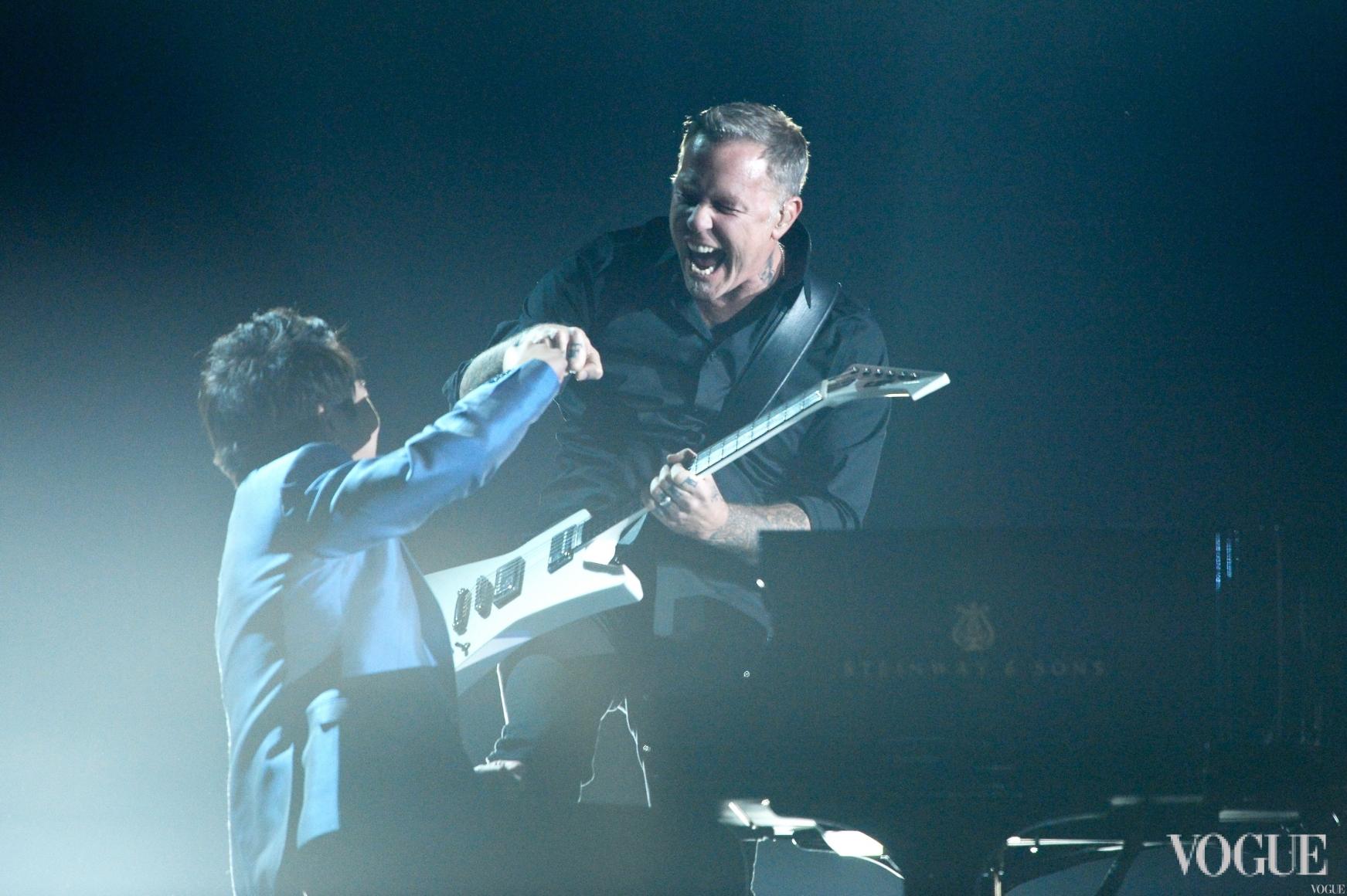 Metallica и китайский пианист Лан Лан