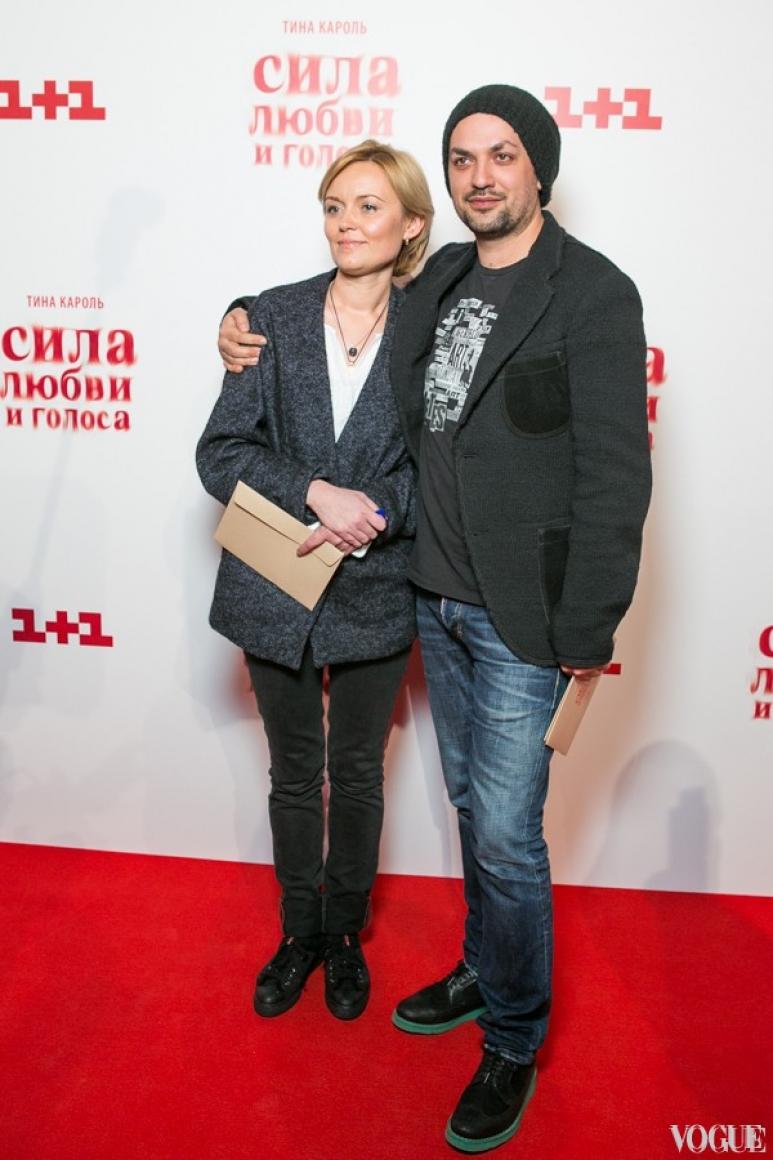 Виктория Лезина-Масляна, Олег Боднарчук