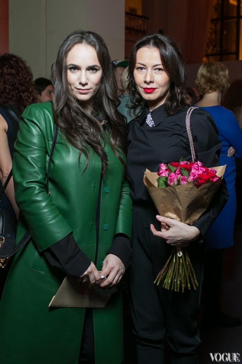Катя Вербер и Тамила Немченко
