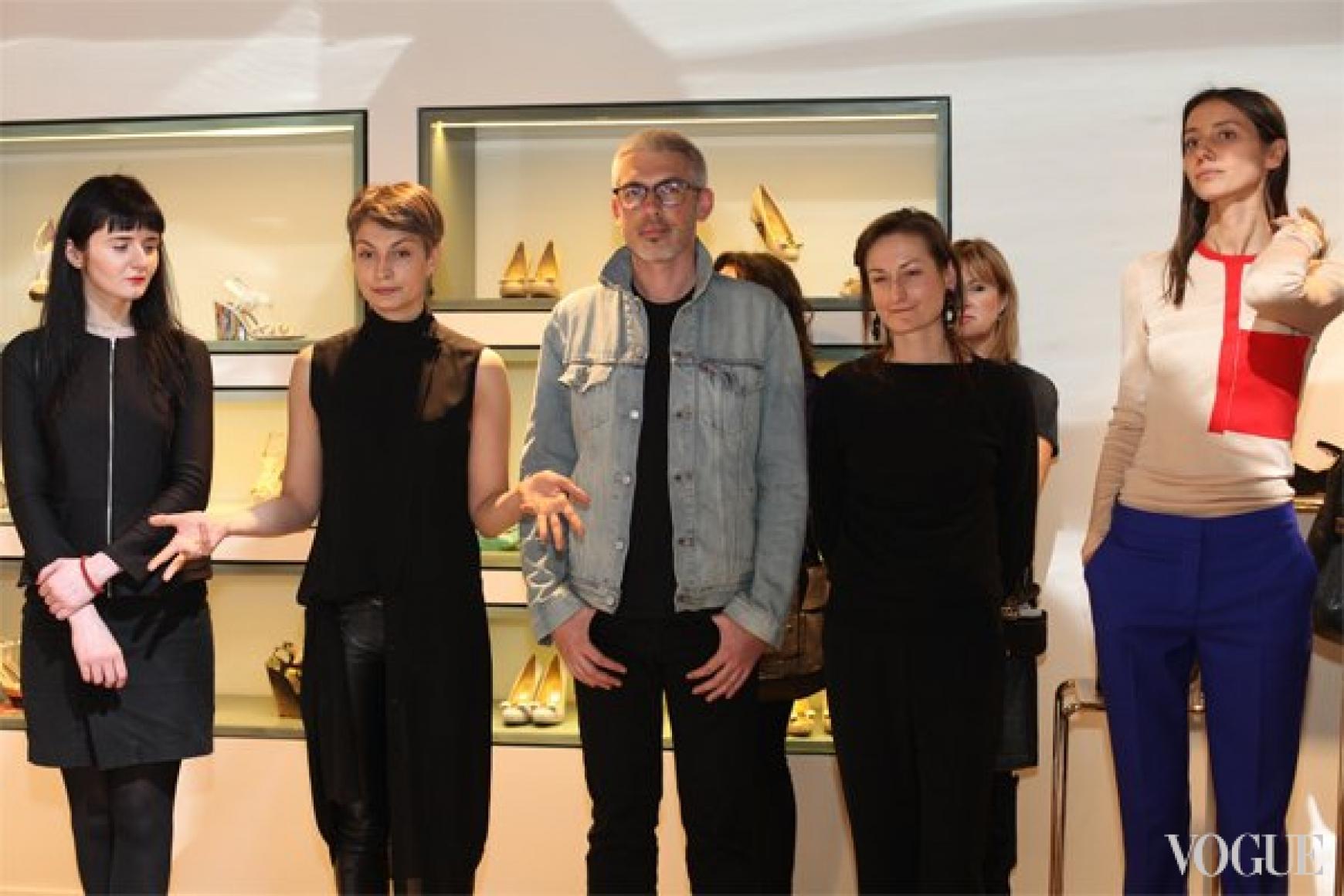 Команда Vogue Украина