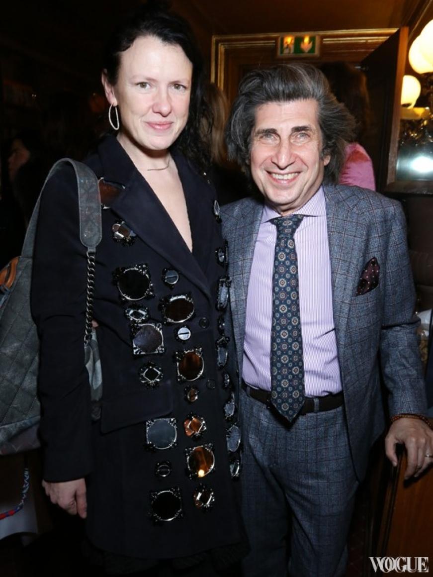 Кэти Гранд и Жан Крелл