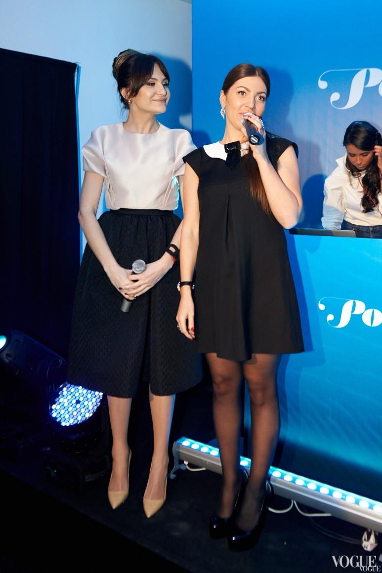 Ольга Слонь и Анастасия Шклярук
