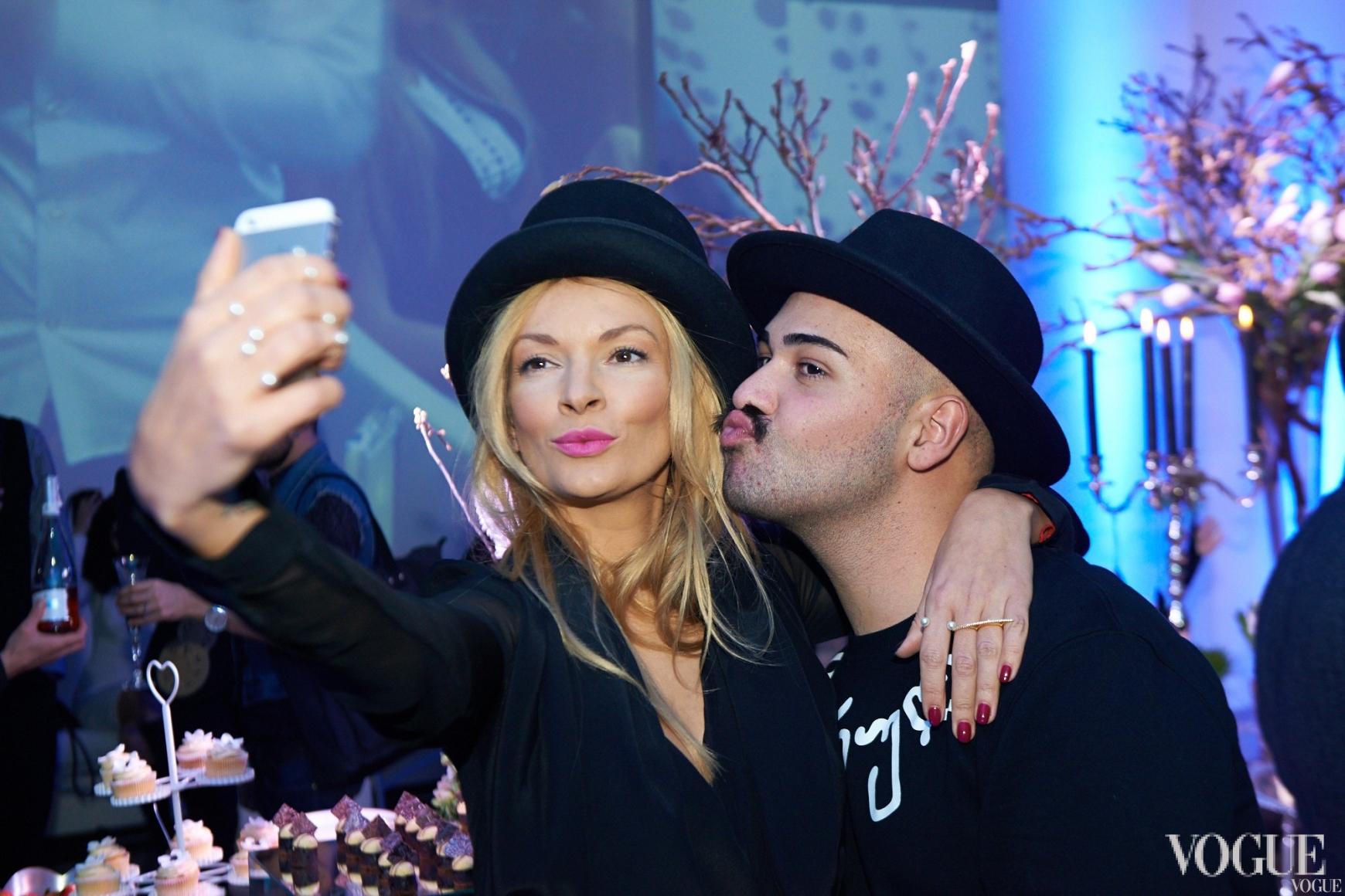 Полина Неня и Бичолла Тетрадзе